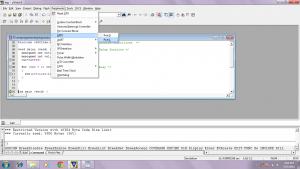 open GPIO port in KEIL uVISION3