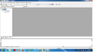 project window in KEIL uVISION3