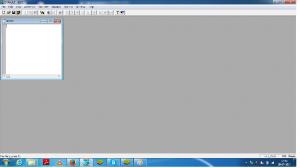start the new program in 8051 IDE