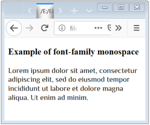 CSS Font Import CSS Custom Font