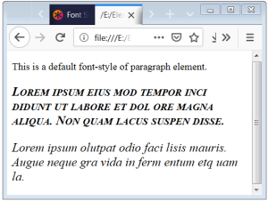 CSS Fonts CSS Fonts Shorthand