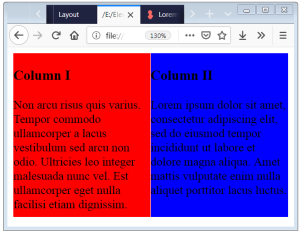 CSS Layout CSS Layout Examples
