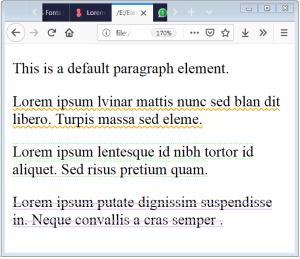 CSS Text Decoration Text Decoration Property