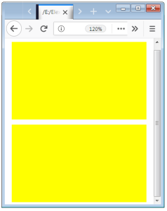 Applying Media Query At 450px