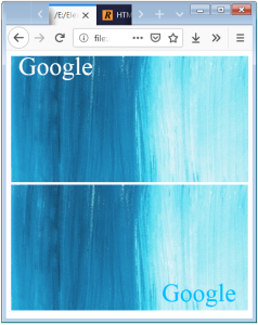 CSS Position Left Right Top And Bottom