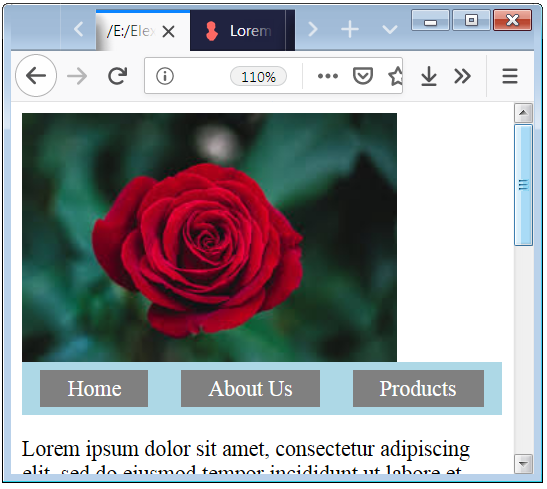 CSS Sticky Fixed on Top or Bottom after Scroll to certain Position Navbar