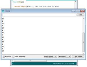 Arduino Serial Print vs write Send Integer