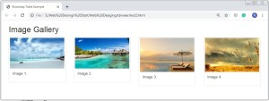 Bootstrap 3 Image Grid or Image Gallery